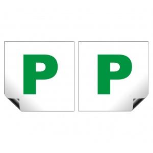 P Plates magenetic
