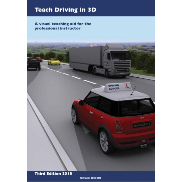 teach driving in 3d