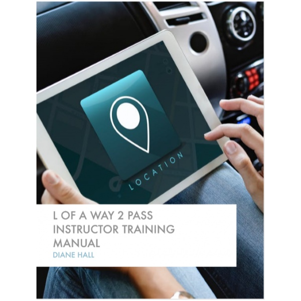 driving instructor manual cover