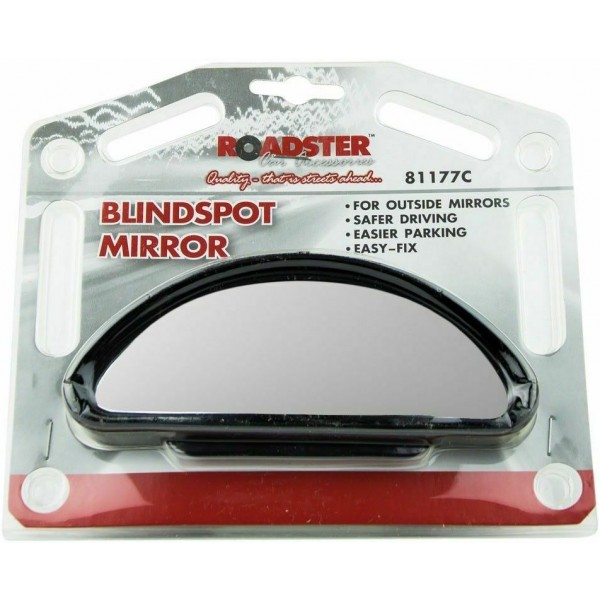 ADJUSTABLE BLIND SPOT MIRROR DRIVING INSTRUCTOR LEARNER CAR MIRROR Wide Angle 1