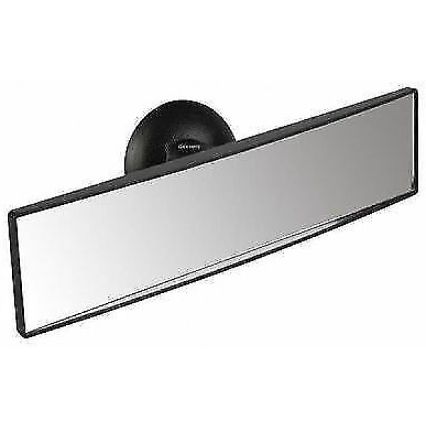 REAR VIEW MIRROR SUCTION CUP DRIVING INSTRUCTOR WIDE ANGLE UNIVERSAL FIT 3