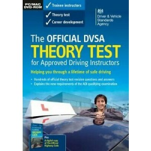 The official DVSA theory test for approved driving instructors ... 9780115535499