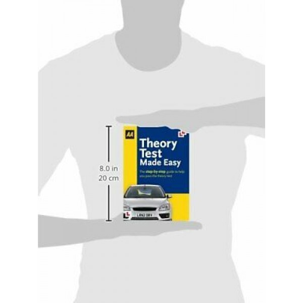 Driving Theory Test Made Easy (AA Driving Test) New Paperback Book 1