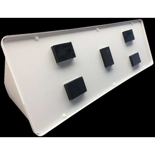 SCHOOL OF MOTORING INSTUCTOR DRIVING SCHOOL SIGN MAGNETIC ROOF BOX L PLATES  1