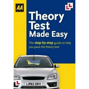 Driving Theory Test Made Easy (AA Driving Test) New Paperback Book