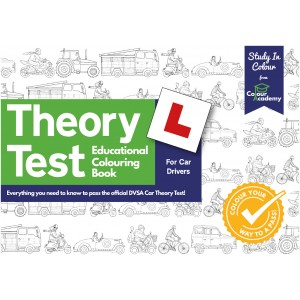 Theory Test Book | Study in Colour Academy