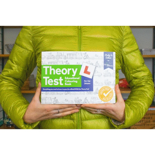 Theory Test Book | Study in Colour