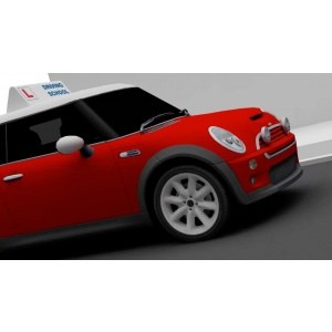 learn to drive in 3d pro