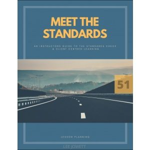 meet the standards book Lee Jowett i-Can Drive