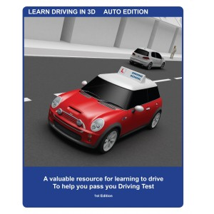 learn to drive eBook in 3d Auto Edition